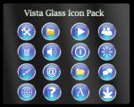 Vista Glass Icon Pack - PNG by sreeejith