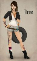 Ink [Coloured] by cheungygirl