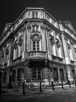 building  in the old town by HeretyczkaA