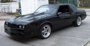 1986 Chevy Monte Carlo SS by Beowulf-BX