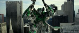 Transformers 4 Crosshairs Animation by TFPrime1114