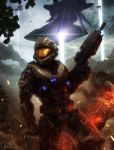 Halo: Reach - Noble Six by Rahll