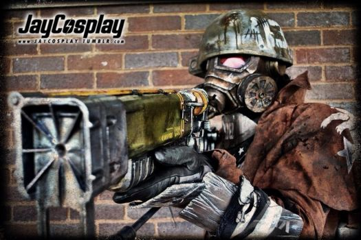 NCR Veteran Ranger 03 - AmeCon 2012 by JayCosplay