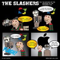 The Slashers 24 by crashdummie