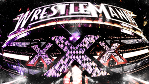 WWE Wrestlemania 30 by Rihards32