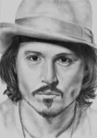 Johnny Depp by ALiaS-BG