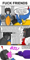 Thundercracker: FML by eabevella