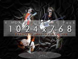 MCR Wallpapers Pack by FeeDouce