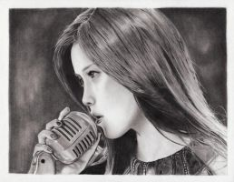 Because I Know~Hyomin by leon7929