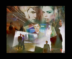 Doctor+Rose Wallpaper point.2 by Purple-TARDIS
