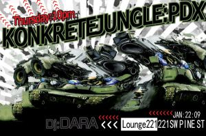 konkrete jungleflyer front by reactionarypdx