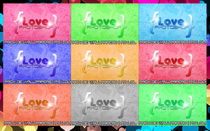 Pack de Wallpapers ''Love Photoshop'' By: Ps Lol by Nereditions