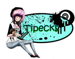 Commission - Tipecks by Fancy-Tramp