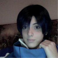 New Kaito Wig by stormilove
