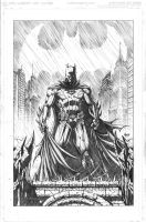 Batman Commission by VASS-comics