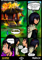 Bleach/Soifon/SECOND9page by TayakoX