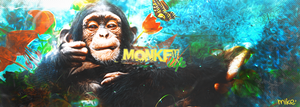 Monkey by mikeepm