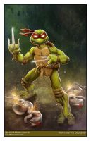 Raph and the Mousers by GraphicGeek