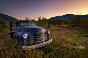 When Chevrolet Was All Smiles by lee-orr
