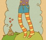 Striped Love by arwenita