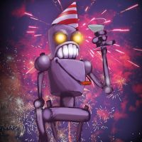 Robotic New Years by workshop