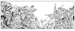 Gears of War3 Inks by devgear