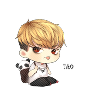 EXO Tao Chibi PNG by SooyoungLover