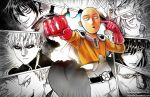 OnePunch-Man by Shumijin