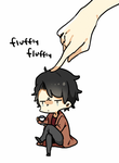Fluffly hair lol by DevilPink