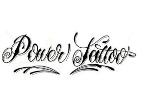 commission - Power Tattoo by GeertY