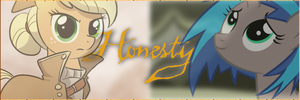 FO E  Ponies of Harmony - Honesty by ziomal1987