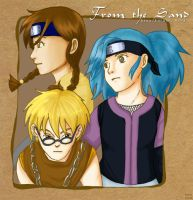 From the Sand by sakka0