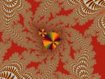 Copper Mandelbrot by element90