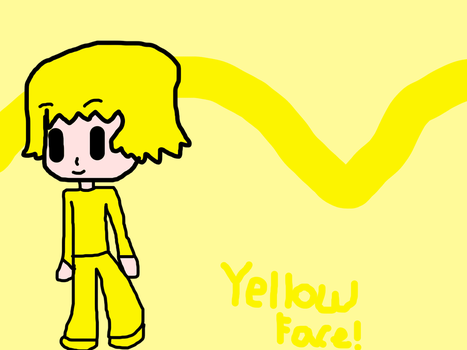 [BFDI MONTH] Yellow Face! by Meikofan