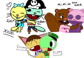 my htf couples by pikichu99