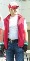 Terry Bogard cosplay 20 by IronCobraAM