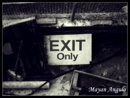 You only die once... by Mayanita