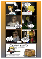 Pewdiepie Comic (Made from existing pictures) Prt1 by 2Awesome4U2