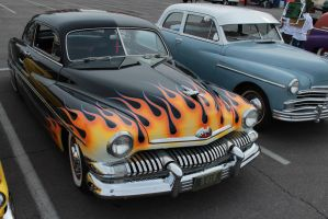 Merc. Flames by KyleAndTheClassics