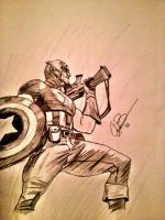 Captain America by CodyBad