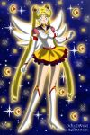 Eternal Sailor moon by Animemegami