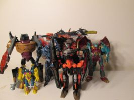 Transformer Collection as of 5/6/2013 by spartan049820