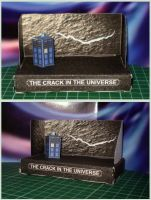 Cubee Pic- Dr Who Mini Diorama by CyberDrone