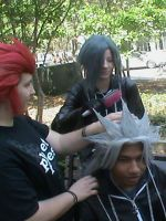 Kingdom Hearts Day Out 2011 by DestructiveDoll