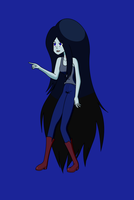 Marceline by MegatronMan