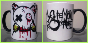 MCR mug by KILLJOYMCRgirl