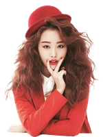 JiEun (Secret) PNG Render by MiHVVN
