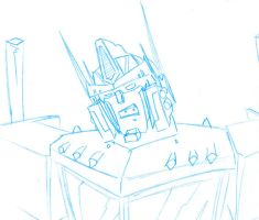 Prime gettin mouthy by dcjosh