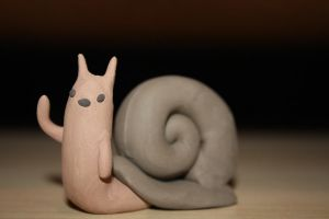 Snail From Adventure Time by Lucas170791