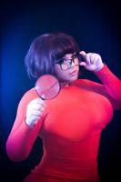 Mystery solved- Velma cosplay by AlyChuCosplay